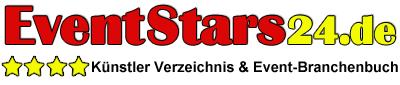 Eventstars24.de - Künstlerverzeichnis und Event-Branchenbuch